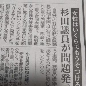 杉田氏と伊藤氏の再審