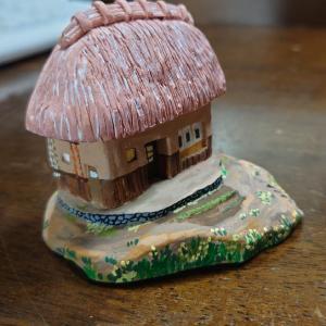 山形 茅葺屋根