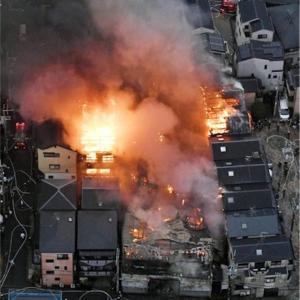 大阪の工場で火事発生!どんな事故か・被害の大きさは・どんな工場?