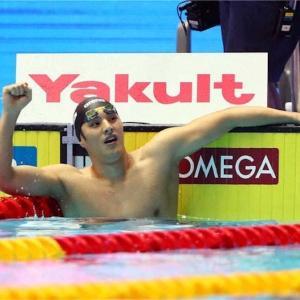 瀬戸大也選手400m個人メドレーでも優勝!? 僕と瀬戸大也さんのつながり、暇な人は聞いてください