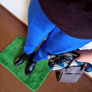 今日のコーデとイタリアでお勧めの靴屋さん