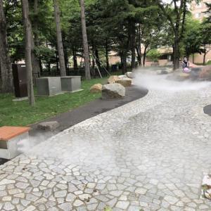 永山記念公園冷えてます〜サッポロファクトリーのすぐそばで〜