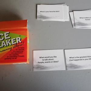 英語で自分の意見を言ってみる|「Ice Breaker アイスブレーカー」