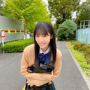横野すみれちゃん更新11月21日