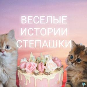 【犬猫動物動画まとめ】Веселые истории СТЕПАШКИ / THE KITTEN / Мультики для детей/