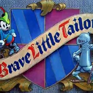 【犬猫動物動画まとめ】The Brave Little Tailor (1938)