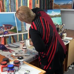 【犬猫動物動画まとめ】Acrylic painting techniques and tutorial with Ruth Reid I Colour In Your Life