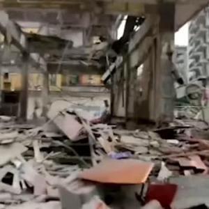 【犬猫動物動画まとめ】Son dakika haberi... Çin'deki doğal gaz patlamasında ölü sayısı 12'ye yükseldi