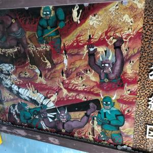 【35日目 前編】毎日漫画描きながら四国一周1400キロ歩きお遍路 ~松山市内のお寺打ちフィーバー~
