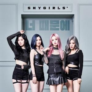 K-POPに全てをかけた日本人4人組ガールズグループ「SKY GIRLS'(スカイガールズ)」誕生!