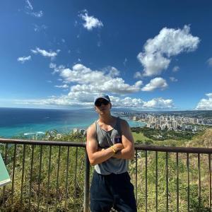 【画像3枚】『ジョン・ヨンファ(CNBLUE)』除隊後、ハワイで休息!