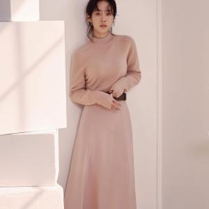 【画像8枚】女優『ハン・ジミン』雑誌 marie claire(マリ・クレール) 2019年 12月号のグラビアに登場!