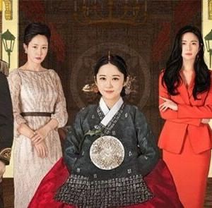 チャン・ナラ×チェ・ジニョク主演『皇后の品格』2020年1月17日WOWOWにて放送開始!