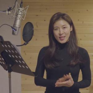 【映像】女優ハ・ジウォン、ドラマ「チョコレート」OST収録現場ー収録曲「YOU&I」