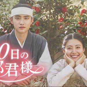 【NHK】韓国ドラマ「100日の郎君様」にハマる人続出!見どころをご紹介