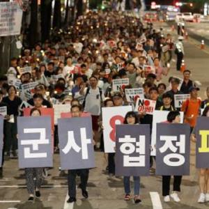 【韓国最新世論調査】韓国人の対日感情悪化!北朝鮮より悪い