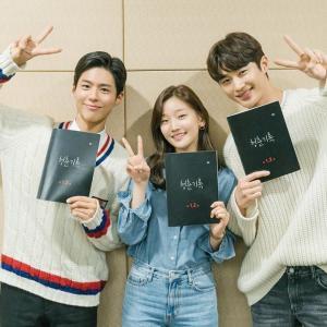 【韓国ドラマ】パク・ボゴム&パク・ソダム主演tvN新ドラマ『青春記録』Netflixで全世界に公開確定!