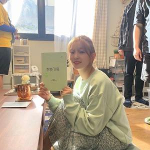 【画像5枚】女優『パク・ソダム』ドラマ「青春の記録」の撮影現場での写真を公開!