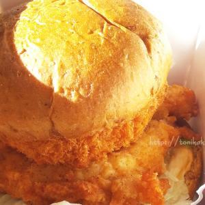 KFC「クリーミーコロッケ フィレサンド」実食レポート