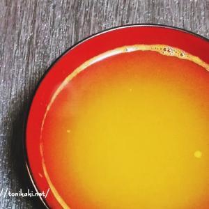 【レシピ】味付けナシ「黄金色のスープ」で作る手間もココロも、一息つこう♪