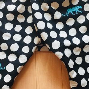 【子供服】タイパンツ80(男の子にも女の子にも、作ってあげたい服)