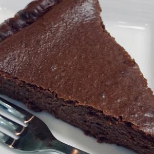 糖質制限おやつマラソン【7日目】ココアチーズケーキ