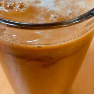 糖質制限おやつマラソン【15日目】自家焙煎アイスコーヒー