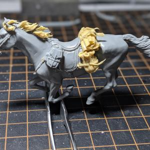 MB・ww1騎馬戦フィギュア(3)