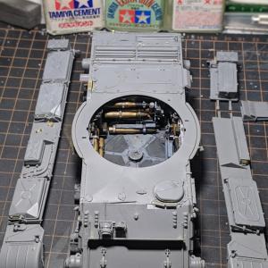 T-55(10)フェンダー