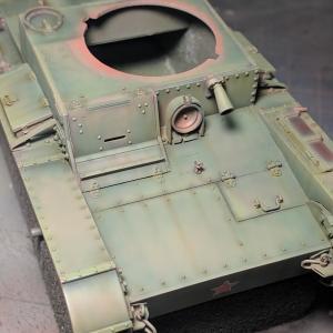 T-26(11)塗装-第4帝国-