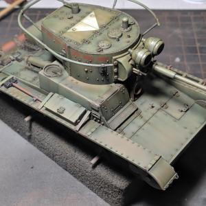 T-26(12)塗装-第5惑星-