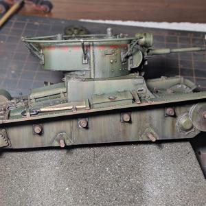 T-26(14)塗装-第七次元-