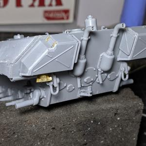 KV1602(5)外装マフラーなど