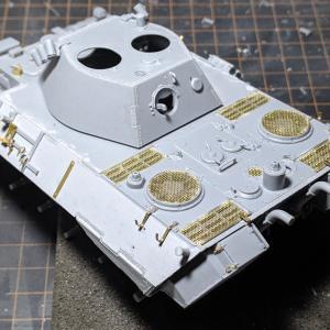 VK1602(7)砲塔など