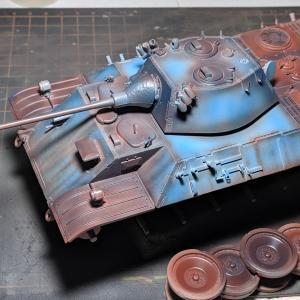 VK1602(10)塗装-1段階目-