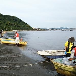 伊勢町でボート釣り