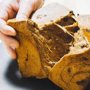 チョコたっぷり!贅沢ココア生クリーム食パンのレシピ