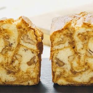 濃厚キャラメルパウンドケーキのレシピ