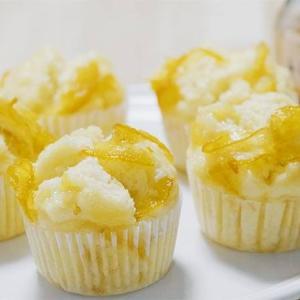 爽やか!オレンジとクリームチーズの蒸しパンのレシピ