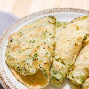 台湾B級グルメ!葱油餅(ツォンヨゥピン)の作り方