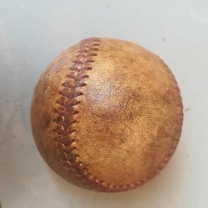 野球ボールについて話し合った時の事