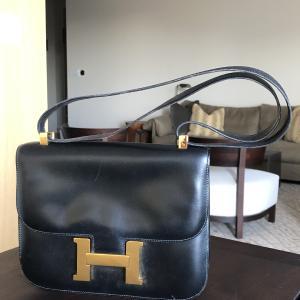 45年前のバッグ