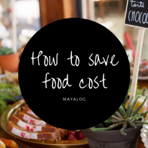 すぐにできる!簡単に食費を節約する12の方法