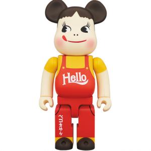 【本日】BE@RBRICK ペコちゃん ビンテージ HELLO版 400%