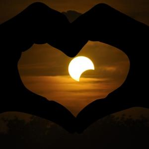 山羊座新月のサビアン*【日食】の影響は3年半⁉ 「理想と現実」に橋をかける