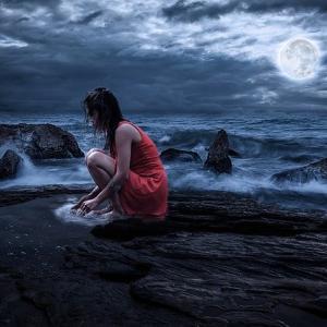 獅子座満月のサビアン2020*「手放すべきもの」を手放し…諦めずに前へ進もう