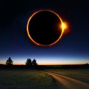 2020夏至と蟹座新月&日食のサビアン*蟹座1度*月と太陽が護り合う時…