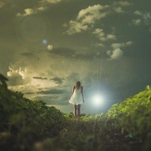 山羊座満月2020*太陽のサビアン蟹座14度*あなたの暗闇に光が訪れる時