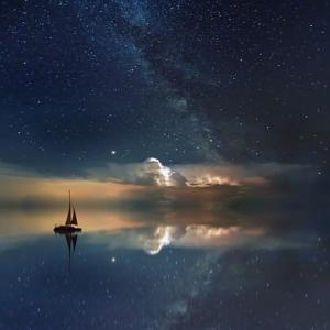 リブログ:今年2度目の蟹座新月を前に1年前の日食新月からあなたが漕いできた道のりを振り返ろう
