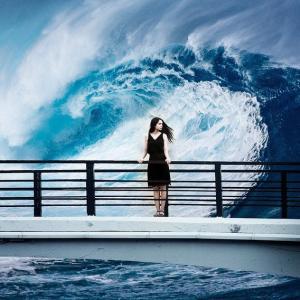 """""""不安の波に呑まれない""""~リブログ~怖れではなく愛から生きる"""